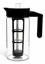 Zell Cold Brew Coffee and Tea Maker Bonus Infusion Filter 1 Quart 1000ml