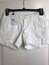 Paige NEW White Floral  Women's Size 23 Jimmy Jimmy Whitley Shorts $159