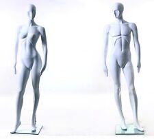 "Shop Display GLOSSY WHITE ""MALE"" Mannequins New Models Men Dressmaker Manikin"