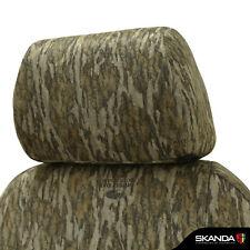 Coverking Skanda Mossy Oak Bottomland Camo Seat Covers for Chevy Silverado