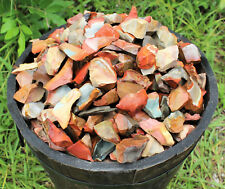 1/2 lb Bulk Lot Natural Rough Desert Jasper, Raw Rock Stone Crystal Healing 8 oz