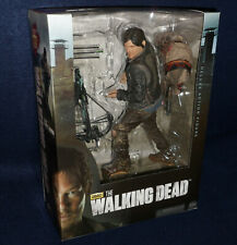"The Walking Dead TV Series DARYL DIXON 10"" Deluxe Action Figure McFarlane AMC"