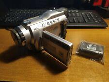 SAMSUNG VP-D20 VIDEOCAMERA  MINI DV   DIGITAL Camcorder  PER RICAMBI
