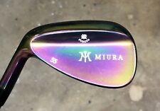Miura New Series 55* Sand Wedge - Left Hand - NEW - Rainbow Pearl Finish - NRG