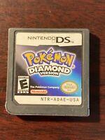 Pokemon: Diamond Version (Nintendo DS, 2007), Cartridge Only, Authentic Tested
