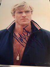 Robert Redford Signed Autograph 8x10 PHOTO PSA PSA/DNA COA