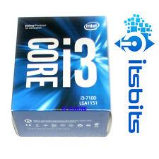 INTEL i3-7100 LGA1151 3.9GHz DUAL CORE GEN7 CPU PROCESSOR 3MB CACHE 51W