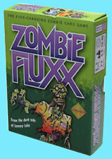 ZOMBIE FLUXX Card Game New LOONEY LABS LOO-003 Halloween Deck Ever Changing