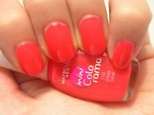 GEMEY MAYBELLINE Vernis à Ongles COLORAMA  110 URBAN CORAL NEUF BLISTER