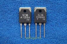 2pairs(4pcs) of 2SA1294 & 2SC3263 SANKEN Transistor A1294 & C3263