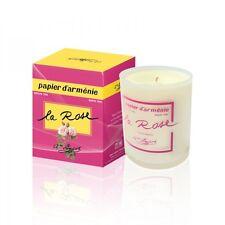 Arménien Papier Papier d'Arménie Arôme Papier fumée Bougie parfumée Rose