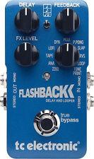 TC Electronic Flashback Delay Guitar Pedal FX Flash Back