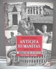 ANTIQUA HUMANITAS Vol I Oriente Grecia Nicolo Vivona Storia Antica Egitto Grecia