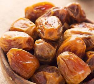 Premium Quality Fresh Organic Sukkari Fakhir Dates 1kg 100% Natural Free P&P