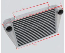 "3"" Intercooler Turbo Universal FMIC V-Mount For Mazda RX7 420 X 325 X 80 mm"