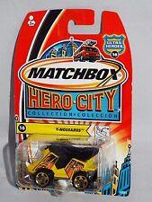 Matchbox 2004 Hero City Ultra Heroes Series #16 Y-Nossarus