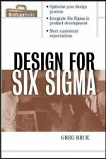 Design for Six SIGMA Briefcase Books Paperback