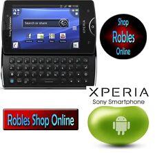 Sony Xperia mini pro sk17 (sin bloqueo SIM), WLAN 3g GPS 5mp android como nuevo en el embalaje original