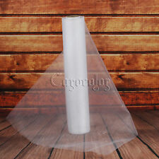 5m x 29cm Sheer Organza Roll Wedding Chair Bow Sash Table Runner Swag Fabric