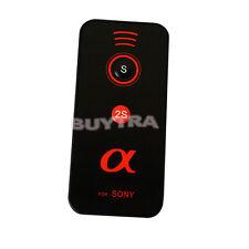 Wireless Remote Control For Sony NEX-6 NEX-7 NEX-5R NEX-5N Alpha SLT-A9 ME