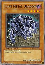 Rare Metal Dragon GLD1-EN020 Common Yu-Gi-Oh Card Mint Limited Edition New