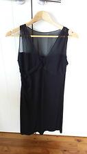 Jane Lamerton Petites Black Ladies dress Size  12