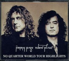 Jimmy Page Robert Plant Led Zeppelin No Quarter World Tour 6 CD from Japan