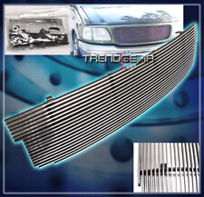 1999-2002 FORD F-150/2003 EXPEDITION FRONT UPPER BILLET GRILLE GRILL POLISHED