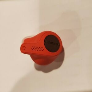 Jabra Elite Active 65t Wireless Earbud Replacement - Left Ear - Copper Red