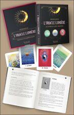 Oracle lumiere coffret jeu de cartes divinatoires traditionel en Français+livre