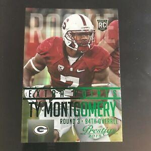Football Card !! 2015 Panini Score Ty Montgomery, Rookie