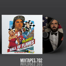 Yelawolf - Ball Of Flames Mixtape (Full Artwork CD Art/Front/Back Cover)