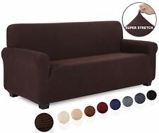 Stretch Couch sofa cover/ Loveseat/ Recliner/Chair/Futon  fleece and vevelt