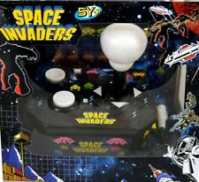 SPACE INVADERS Plug N' Play TV Arcade GAMES Classic Joystick Controller 80's NEW