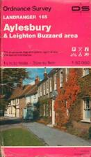 Ordnance Survey: Aylesbury & Leighton Buzzard(Map)UK-1991-Acceptable