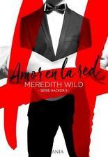 AMOR EN LA RED / HARD LOVE - WILD, MEREDITH - NEW PAPERBACK BOOK