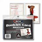 Soft Sleeves für Booklet vertikal von BCW (50 Stück)Kartenschutzhüllen & -beutel - 183437