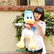 Newest 31'' Disney Donald Fauntleroy Duck Plush Doll Large Size Stuffed Soft Toy