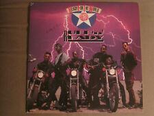 READY FOR THE WORLD RUFF 'N' READY LP OG '88 MCA SYNTH FUNK MODERN SOUL R&B NM-