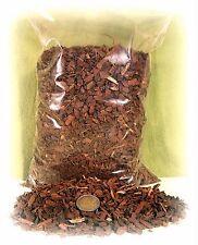 Bonsai Pinienrinde 20 L Terrarien Schildkröten 7-15 mm Bodengrund Einstreu