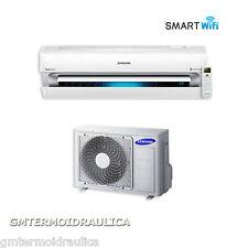 Climatizzatore Inverter Samsung 12000 Btu AR9000M Smart Wi-Fi  A++ AR12HSSFBWK