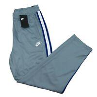 Nike Sportswear Tribute Jogger Pants Size XL Mens Blue White Taper AR2246-041