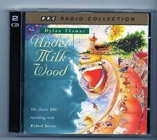 (JG862) Dylan Thomas, Under Milk Wood - 1995 double CD