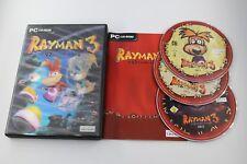 PC RAYMAN 3 HOODLUM HAVOC COMPLETO PAL ESPAÑA