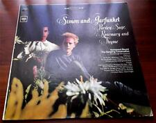 Simon and Garfunkel   Parsley Sage and Thyme 1966  CS9363  360 Stereo Strong VG+