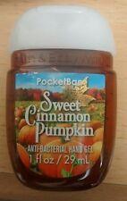 Bath & Body Works Sweet Cinnamon Pumpkin Anti Bacterial Hand Gel