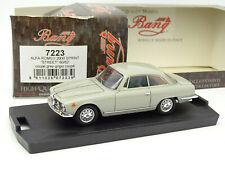 Bang 1/43 - Alfa Romeo 2000 Sprint 1960 Grey