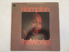 Lionel Hampton The Works LP (1975) 2 discs !!!Plays Great!!!