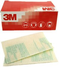 3M 50x 30 Micron SANDING FILM Abrasive Finishing Pad 70 x 127mm FRE Cut  | 266L