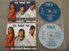 SWV - You're the One  (2 CD Set) CD 1 & 2  Mint/New - Fast Postage